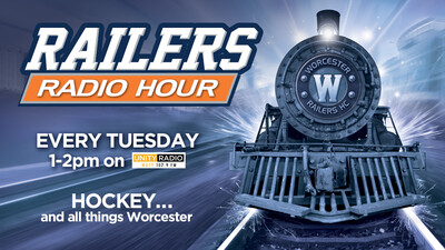 Worcester Railers Radio Hour