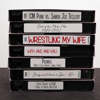 Wrestling My Wife