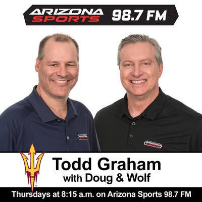 Todd Graham w/ Doug & Wolf - Segments and Interviews