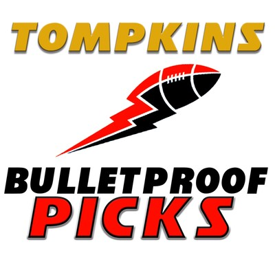 Tompkins DraftKings Fantasy Football Bulletproof Picks