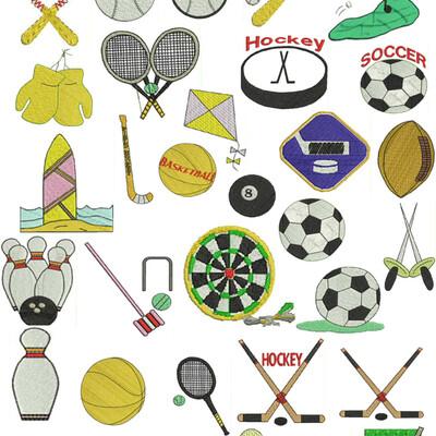 Sports Hotdish