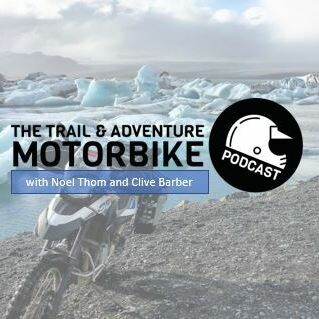 The Trail and Adventure Motorbike Podcast