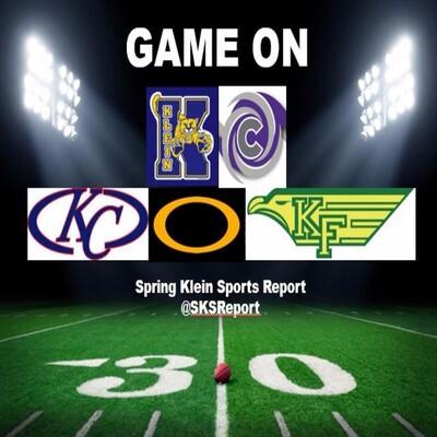 Spring Klein Sports Report