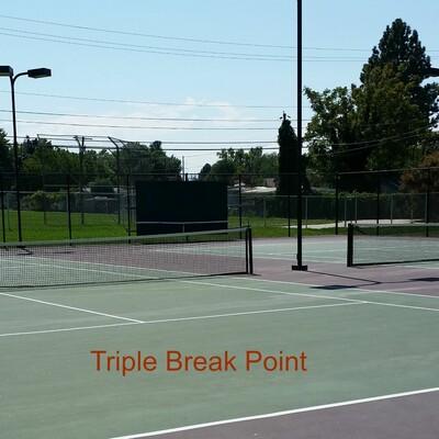 Triple Break Point