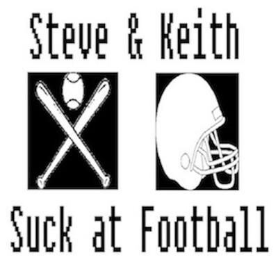 Steve & Keith Suck at Football