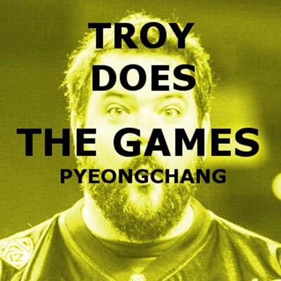 Troy Does The Games