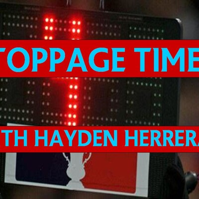 Stoppage Time with Hayden Herrera
