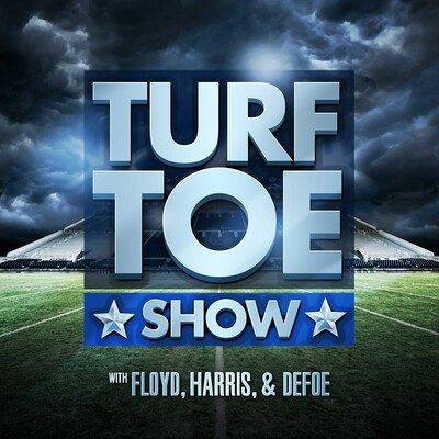 Turf Toe Show Sports Podcast