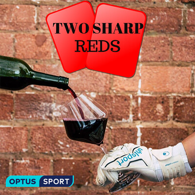 Two Sharp Reds, presented by Optus Sport