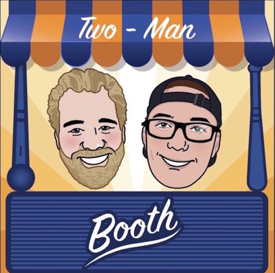 Two-Man Booth