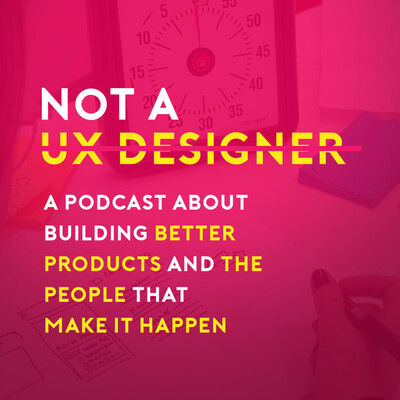 NOT a UX designer