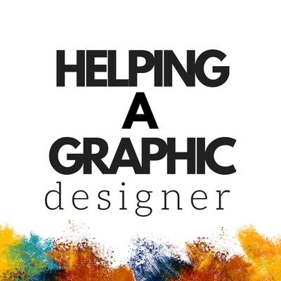 Helping A Graphic Designer