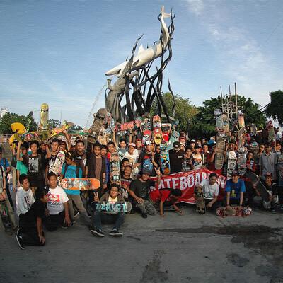 Surabaya Skateboarding