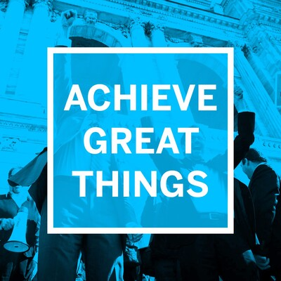 Achieve Great Things