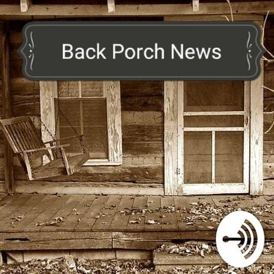 Back Porch News With Quinton Harrison