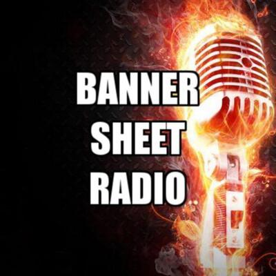 BANNER SHEET RADIO