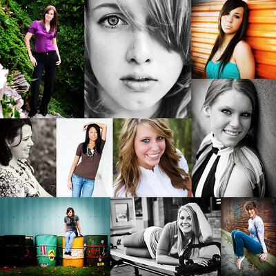 Jess VanLue Photography Senior Videos