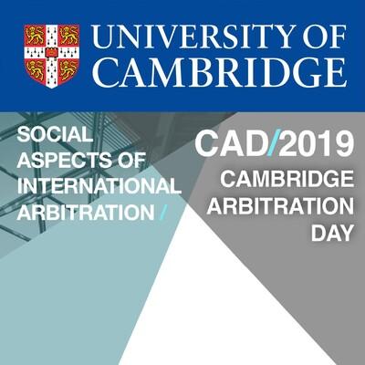 Cambridge Arbitration Day