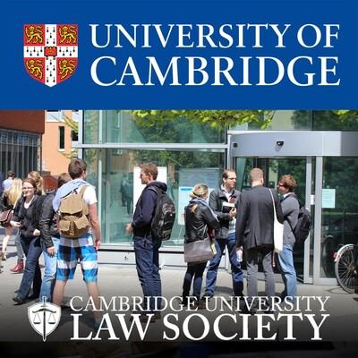 Cambridge University Law Society Speakers