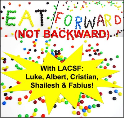 Eat forward (Not Backward) - Blog