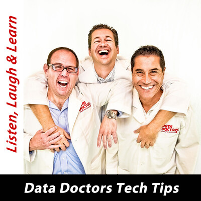 Data Doctors Tech Tips