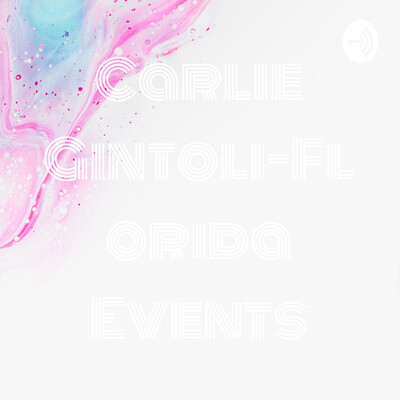 Carlie Gintoli-Florida Events