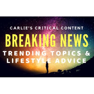 Carlie's Critical Content