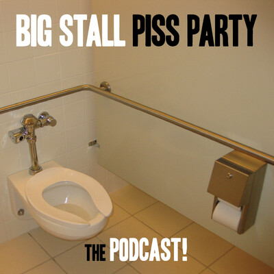 Big Stall Piss Party
