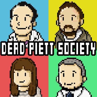 Dead Piett Society: A Weird News Podcast