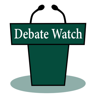 Debate Watch Podcast