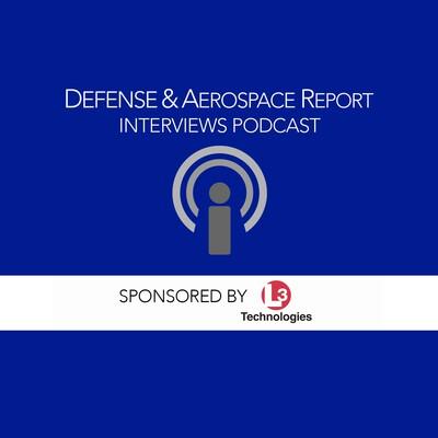 Defense & Aerospace Report Interviews Podcast