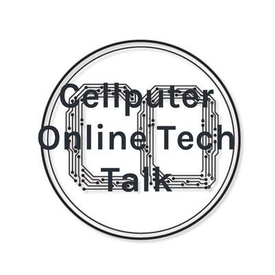 Cellputer Online Tech Talk
