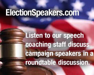 ElectionSpeakers.com