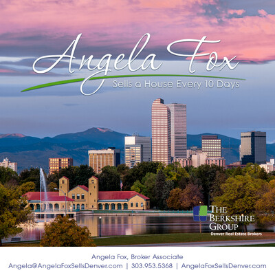 Angela Fox Broker Associate podcast