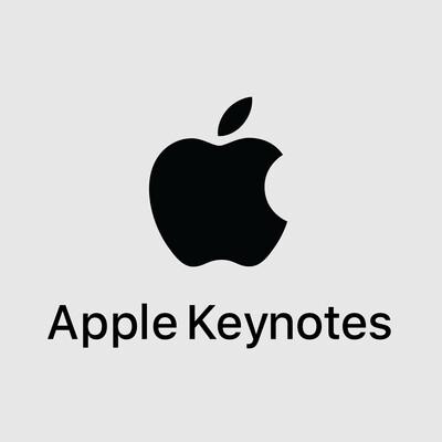 Apple Keynotes (HD)