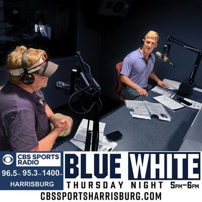 Blue White Thursday Night
