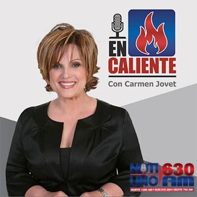 En Caliente con Carmen Jovet