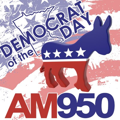 Democrat of the Day - AM950 The Progressive Voice of Minnesota