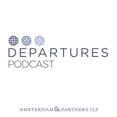 Departures with Robert Amsterdam