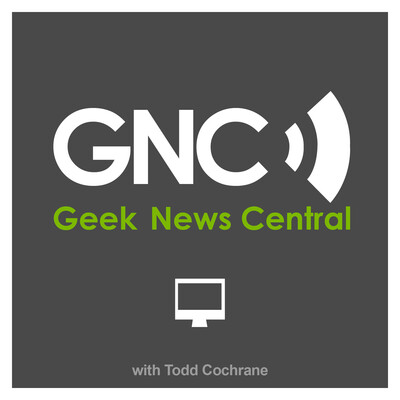 Geek News Central Podcast (Video)