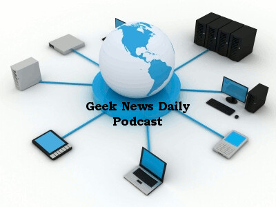 Geek News Daily Podcast