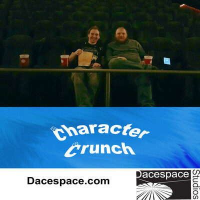 Character Crunch - Forget Being Cool