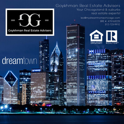 Chicago Real Estate Video Blog with Leo Goykhman