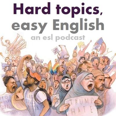 Hard Topics, Easy English