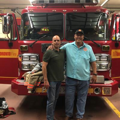 Firefighter News Guys