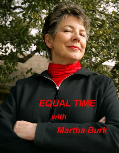 Equal Time with Martha Burk