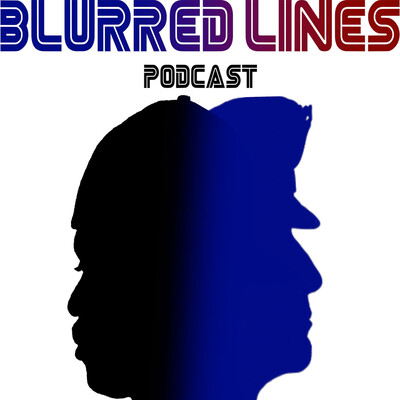 Blurred Lines with Blackline and Blueline
