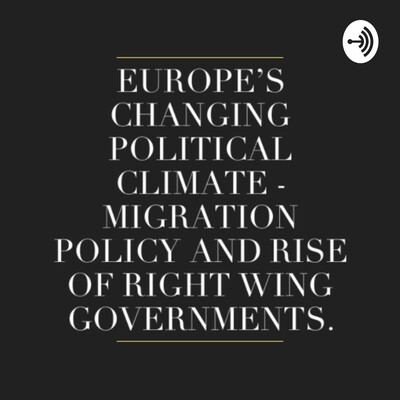 Europe's Changing Political Climate
