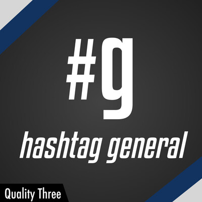 Hashtag General