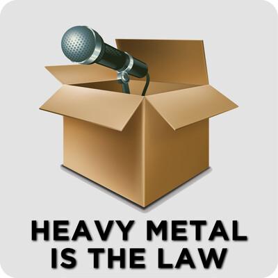 Heavy Metal is the Law – Rádio Online PUC Minas